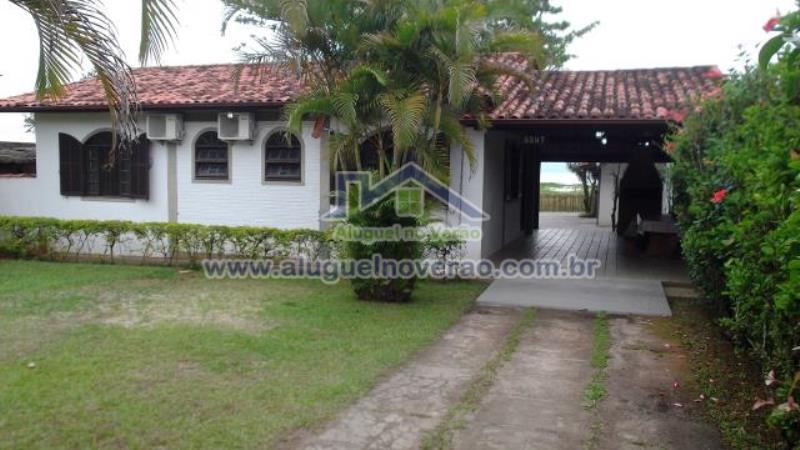 Casa Codigo 3048 para temporada no bairro Ponta das  Canas na cidade de Florianópolis Condominio