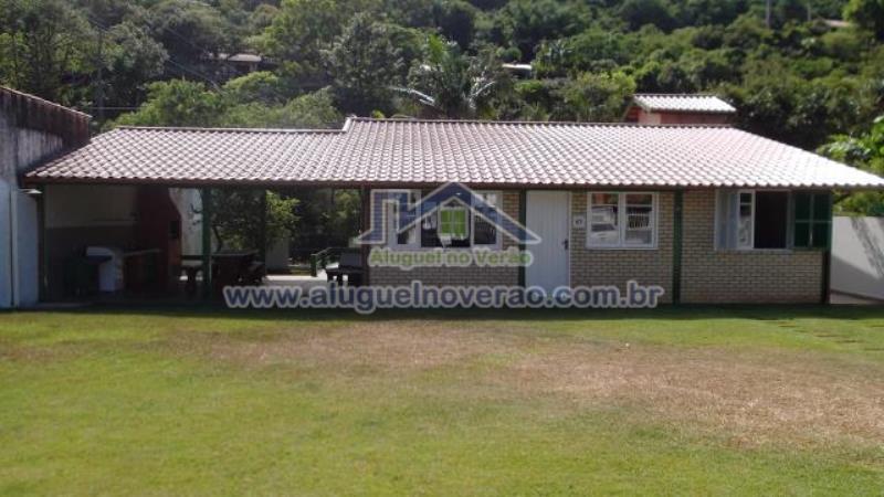 Casa Codigo 2058 para temporada no bairro Lagoinha na cidade de Florianópolis Condominio