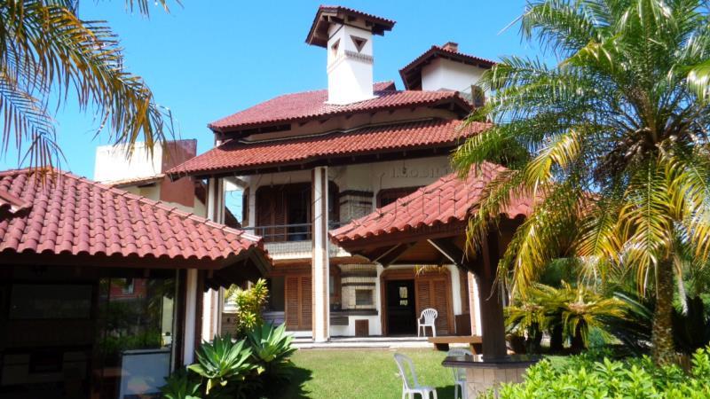 Casa Código 3007 para Temporada no bairro Jurerê Internacional na cidade de Florianópolis