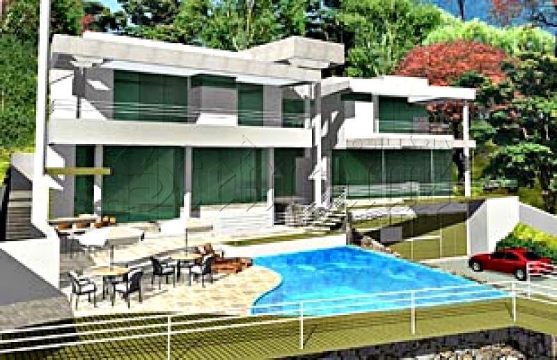Casa Código 5995 para Venda no bairro Cacupé na cidade de Florianópolis