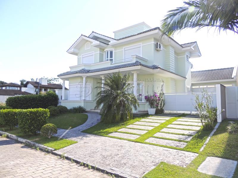 Casa Código 6016 para Temporada  no bairro Jurerê Internacional na cidade de Florianópolis