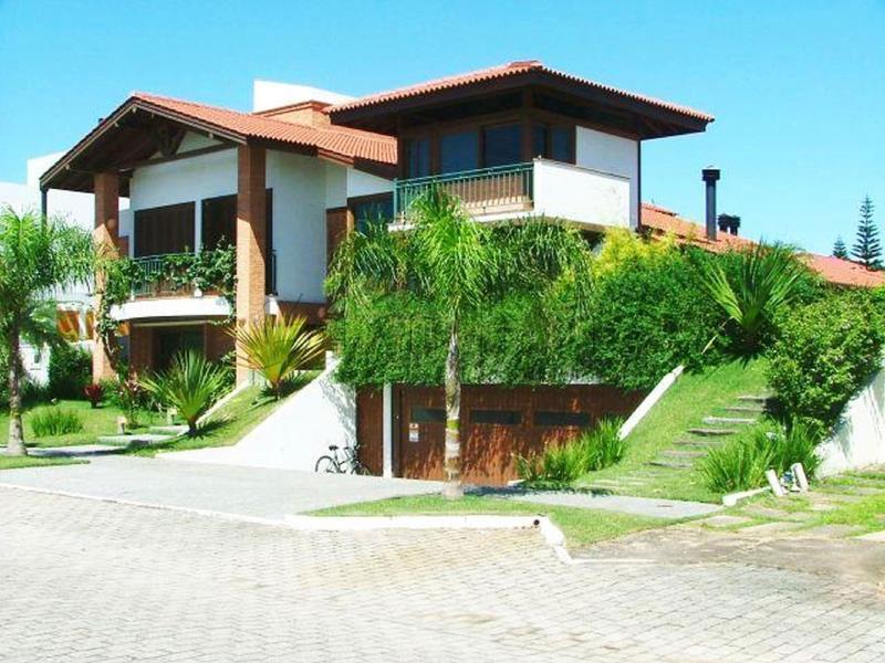 Casa Código 6884 para Temporada  no bairro Jurerê Internacional na cidade de Florianópolis