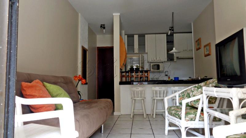Apartamento Código 6934 para Temporada no bairro Jurerê Internacional na cidade de Florianópolis