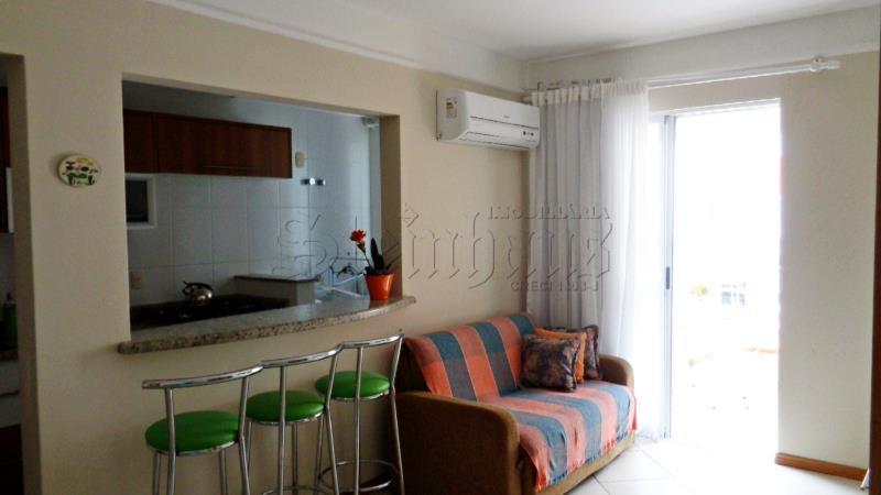 Apartamento Código 7058 para Temporada no bairro Jurerê Internacional na cidade de Florianópolis