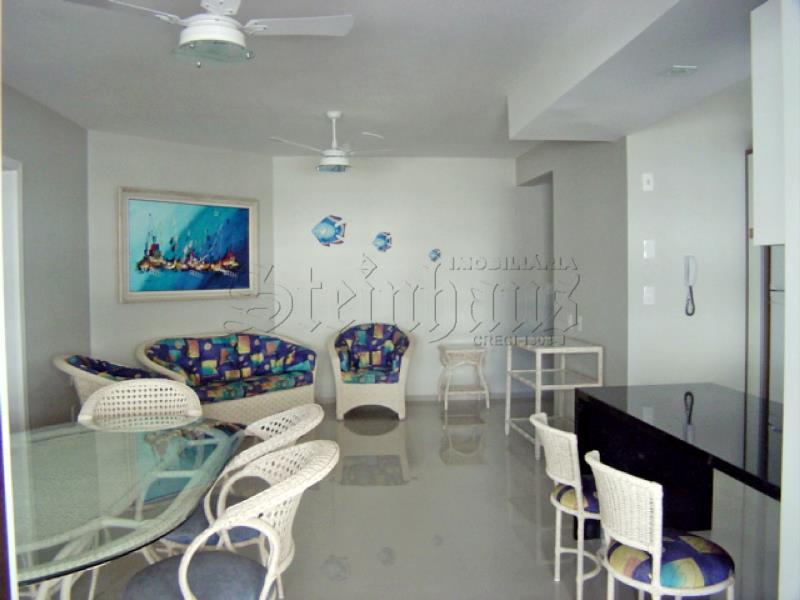 Apartamento Código 7105 para Temporada no bairro Jurerê Internacional na cidade de Florianópolis