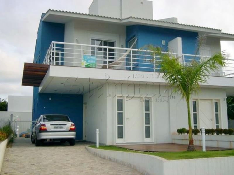 Casa Código 7288 para Temporada no bairro Daniela na cidade de Florianópolis