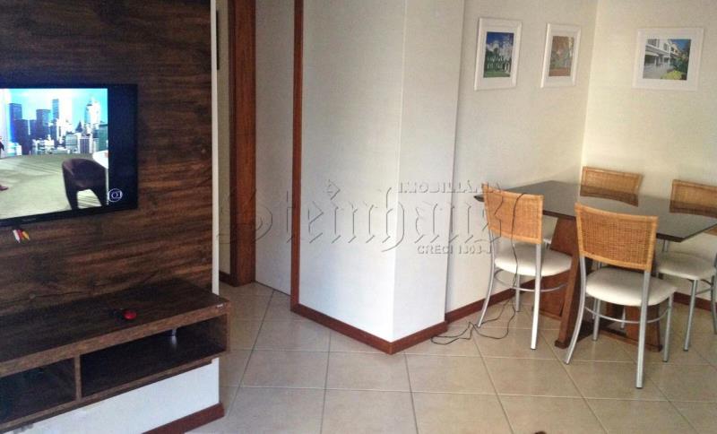Apartamento Código 7385 para Temporada no bairro Jurerê Internacional na cidade de Florianópolis