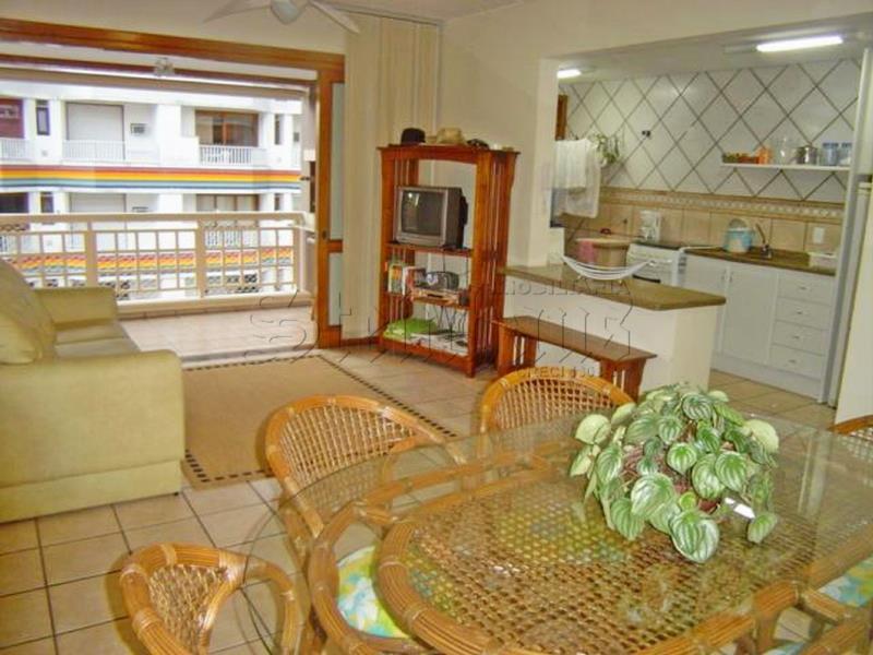 Apartamento Código 7715 para Temporada no bairro Jurerê Internacional na cidade de Florianópolis