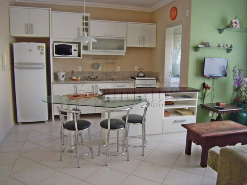 Apartamento Código 7808 para Temporada no bairro Jurerê Internacional na cidade de Florianópolis