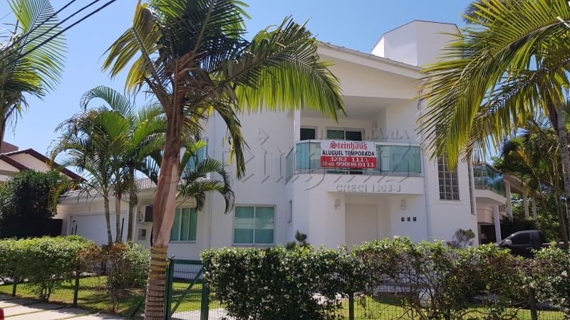 Casa Código 7864 para Temporada  no bairro Jurerê Internacional na cidade de Florianópolis