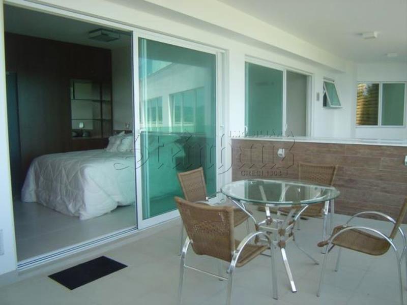 Apartamento Código 8343 para Temporada LOFT CANAJURE no bairro Jurerê na cidade de Florianópolis