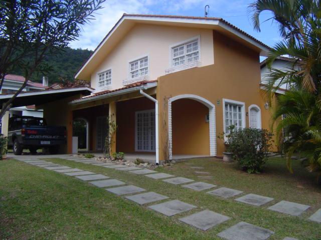 Casa Código 8461 para Venda VEREDA TROPICAL COND. no bairro Cachoeira do Bom Jesus na cidade de Florianópolis