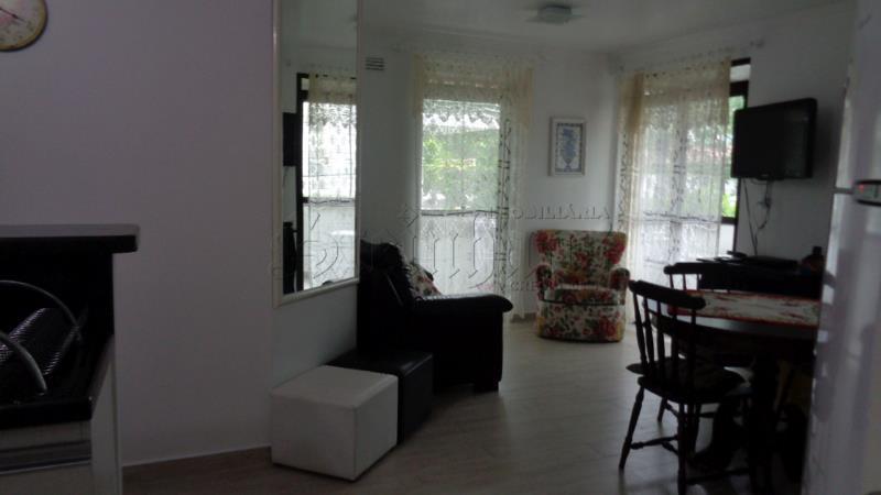 Apartamento Código 8520 para Temporada no bairro Canasvieiras na cidade de Florianópolis