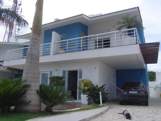 Casa Código 8526 para Temporada no bairro Daniela na cidade de Florianópolis