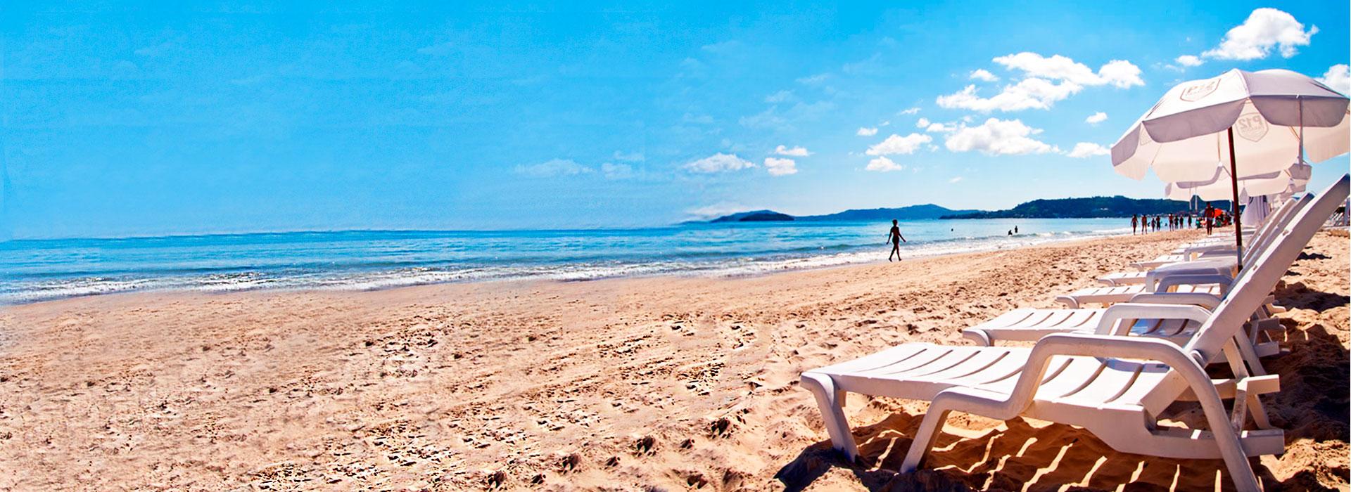 praia jurere