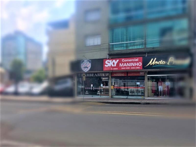 Ótima sala comercial localizada na melhor rua da cidade, o local ideal para você iniciar seu negócio!  *Disponível a partir de 13.10                                                                                                                                                                                                                                                                                                                                                                              ...