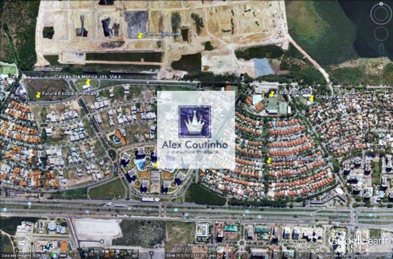 Vendo ou alugo terreno na Via 4 (Barra da Tijuca). Imóvel comercial, bem localizado, com 3,102m2.                                                                                                                                                                                                                                                                                                                                                                                                                   ...