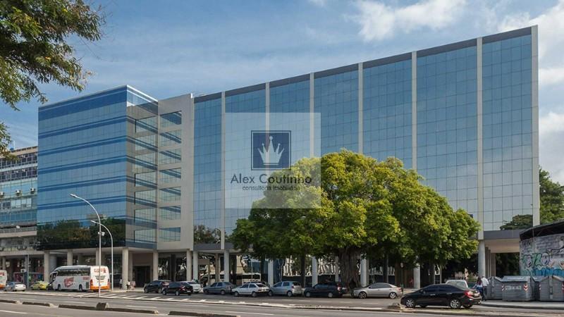 EDIFÍCIO BAY VIEW  O Bay View é o edifício onde atualmente está instalada a sede da Vale do Rio Doce, o eidfício é um corporativo com padrão elevado, possui infraestrutura moderna com espaços inteligentes e práticos para sua empresa. O Bay View Corporate é um edifício comercial de lajes corporativas com 10 pavimentos de escritórios, cada um com até 2 espaços corporativos lineares. A Fachada Principal é em pele de vidro Azul com detalhes em ACM. As lajes são entregues prontas, com piso elevado,...