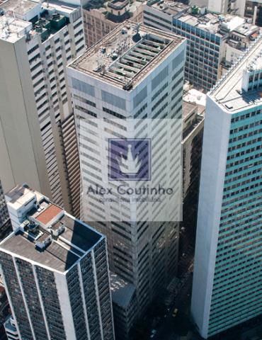 EDIFÍCIO CITY TOWER -  O Edifício City Tower está localizado no centro do Rio de Janeiro, na  Rua da Assembléia n° 100, onde conta com inúmeras facilidades urbanas oferecidas pelo entorno. Com uma arquitetura imponente e excelente infraestrutura, o empreendimento conta com a Certificação LEED Gold que adota soluções e tecnologias sustentáveis em sua operação e manutenção. Com lajes eficientes, que variam de 677,09 m² a 869,23 m², o Edifício City Tower oferece uma flexibilidade de layout ideal p...