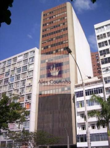 FLAMENGO PARK TOWERS Localizado na Praia do Flamengo ( localização estratégica ) com vista privilegiada para o aterro do flamengo e Pão de acúcar, fácil acesso por meio de transporte público (diversas linhas de ônibus) e a 5 minutos da estação de metrô do Catete. Fácil acesso pelas Ruas Do Catete, Rua Silveira Martins e Praia do Flamengo. Próximo aos Hotéis Goya Plaza, Hotel Ingles, Hotel Mengo,  e outros. O Flamengo Park Towers certamente é uma excelente opção para sediar grandes e médias empr...
