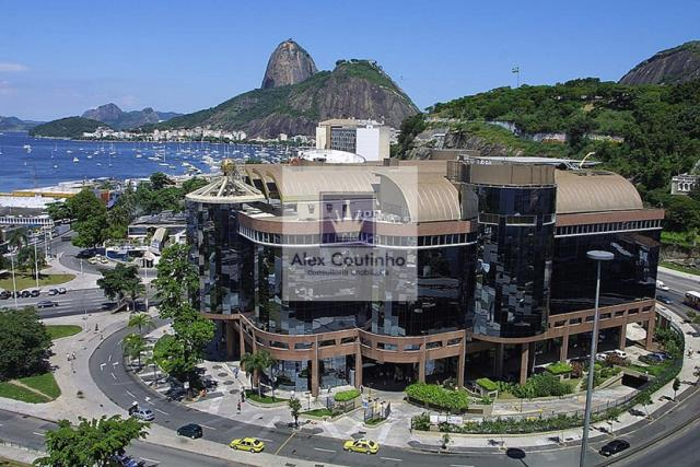 CENTRO EMPRESARIAL MOURISCO -  Inaugurado em 1998, à Praia de Botafogo nº 501, o CEM possui  localização estratégica, na zona sul do Rio de Janeiro, a cinco minutos do Aeroporto Santos Dumont e próximo a renomados restaurantes e shoppings. Em meio a famosos cartões postais da cidade, como Cristo Redentor, Pão de Açúcar e Enseada de Botafogo, o Edifício está perto da Praia de Copacabana e tem fácil acesso, por meios de transporte como ônibus e metrô. Projetado para oferecer eficiência, c...