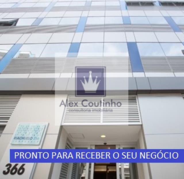 Sala-Código-380-a-Venda-RIACHUELO CORPORATE-no-bairro-Centro-na-cidade-de-Rio de Janeiro