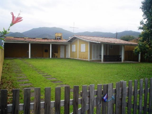 Casa - Código 82 para Temporada  no bairro Palmas na cidade de Governador Celso Ramos