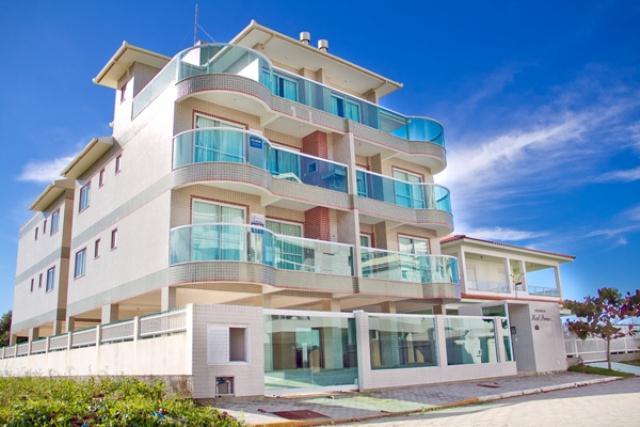 Apartamento - Código 40 para Temporada Residencial Heck Pereira no bairro Palmas na cidade de Governador Celso Ramos