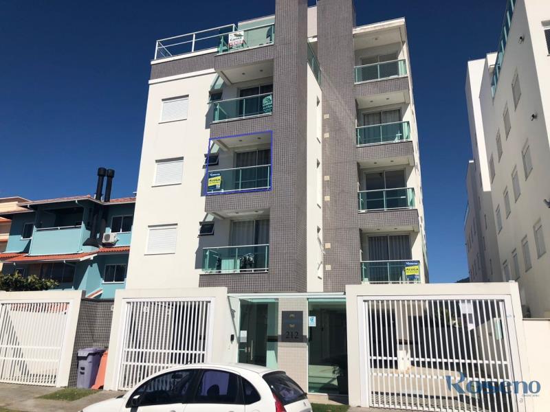Apartamento - Código 75 para Temporada Residencial Brisa do Arvoredo no bairro Palmas na cidade de Governador Celso Ramos