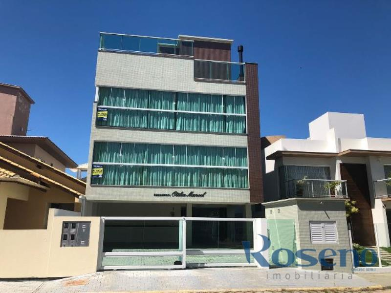 Cobertura - Código 18 para Temporada Residencial Otilia Manoel no bairro Palmas na cidade de Governador Celso Ramos