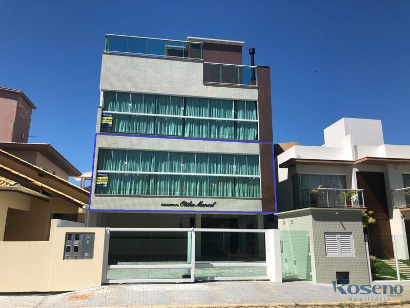 Apartamento - Código 17 para Temporada Residencial Otilia Manoel no bairro Palmas na cidade de Governador Celso Ramos