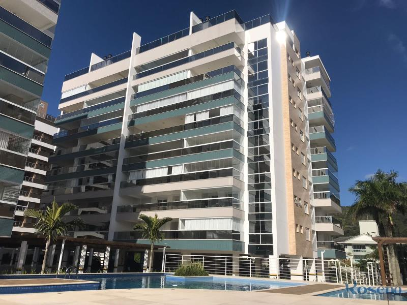 Apartamento - Código 63 para Temporada Boulevard Praia de Palmas no bairro Palmas na cidade de Governador Celso Ramos