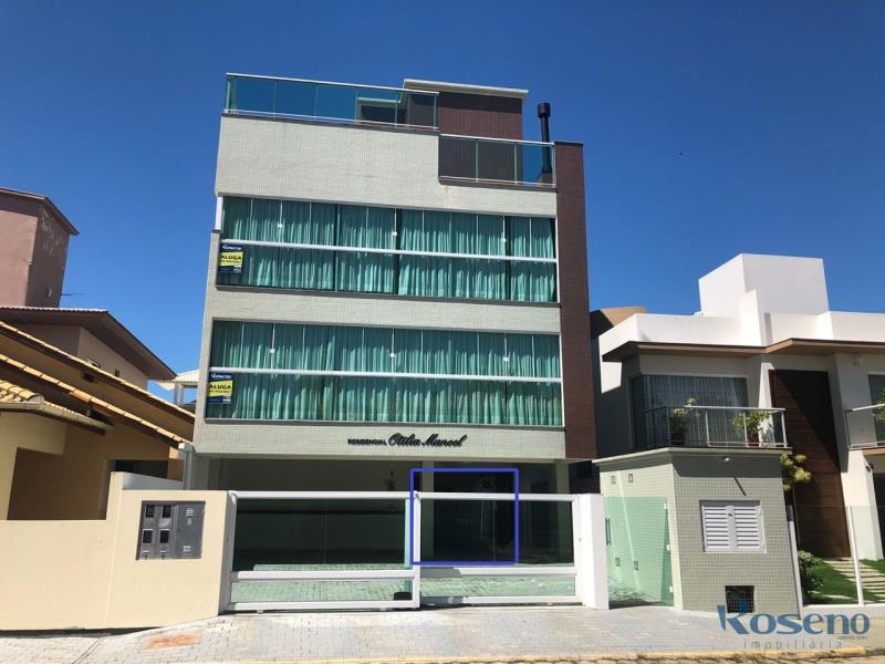 Kitnet - Código 16 para Temporada Residencial Otilia Manoel no bairro Palmas na cidade de Governador Celso Ramos