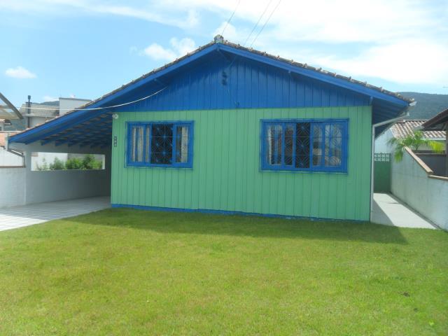 Casa - Código 120 para Temporada  no bairro Palmas na cidade de Governador Celso Ramos