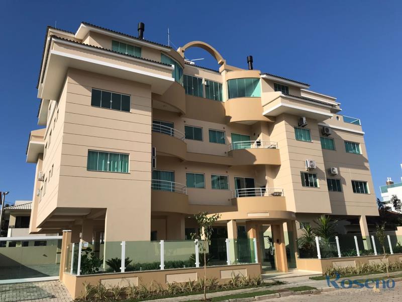 Apartamento - Código 256 a Venda Solar dos Golfinhos no bairro Palmas na cidade de Governador Celso Ramos