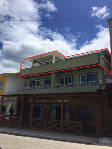 Cobertura - Código 112 para Temporada  no bairro Palmas na cidade de Governador Celso Ramos