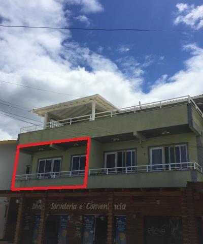 Apartamento - Código 111 para Temporada  no bairro Palmas na cidade de Governador Celso Ramos