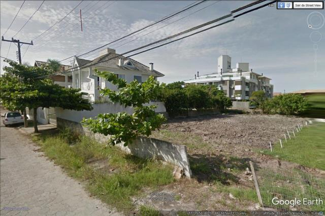 Terreno - Código 301 a Venda  no bairro Ingleses do Rio Vermelho na cidade de Florianópolis