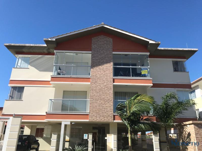 Apartamento - Código 123 para Temporada Residencial Fragatas no bairro Palmas na cidade de Governador Celso Ramos