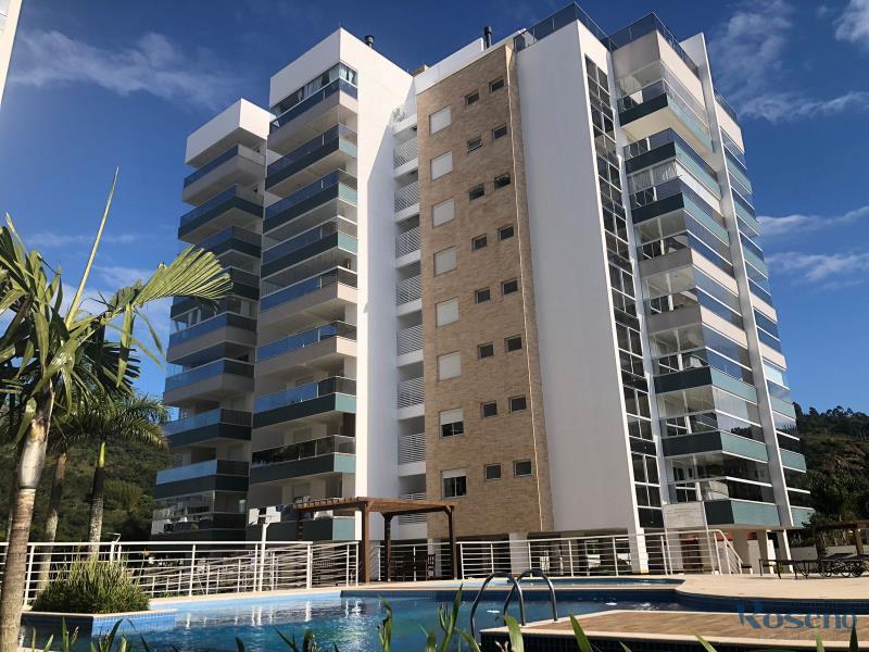 Apartamento - Código 59 para Temporada Boulevard Praia de Palmas no bairro Palmas na cidade de Governador Celso Ramos