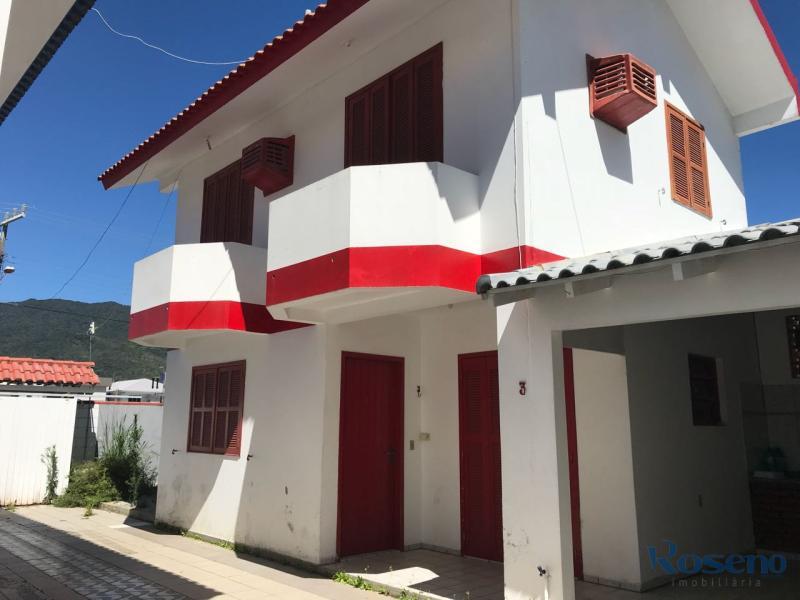 Casa - Código 107 para Temporada  no bairro Palmas na cidade de Governador Celso Ramos