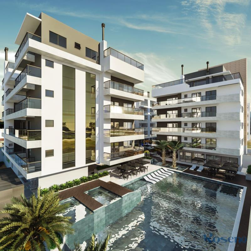 Apartamento - Código 200 a Venda Residencial Palmas Premier no bairro Palmas na cidade de Governador Celso Ramos
