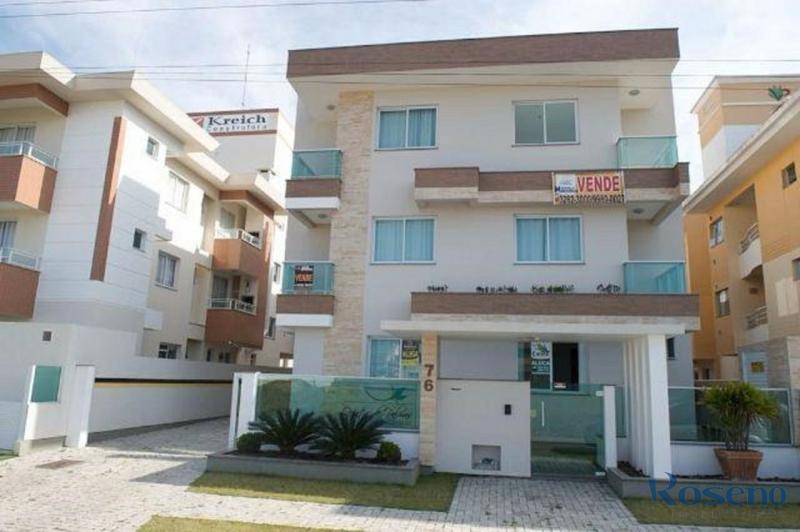 Apartamento - Código 248 a Venda  no bairro Palmas na cidade de Governador Celso Ramos