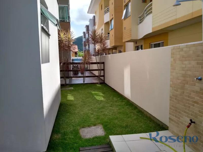 área externa apartamento