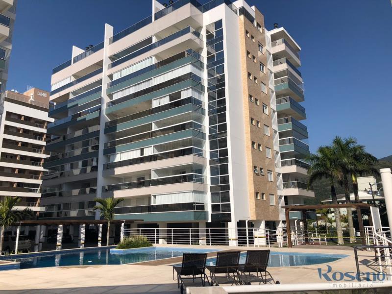 Apartamento - Código 20 para Temporada Boulevard Praia de Palmas no bairro Palmas na cidade de Governador Celso Ramos