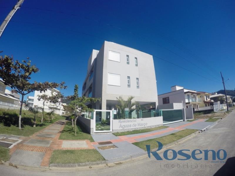 Apartamento - Código 261 a Venda Águas de Março no bairro Palmas na cidade de Governador Celso Ramos