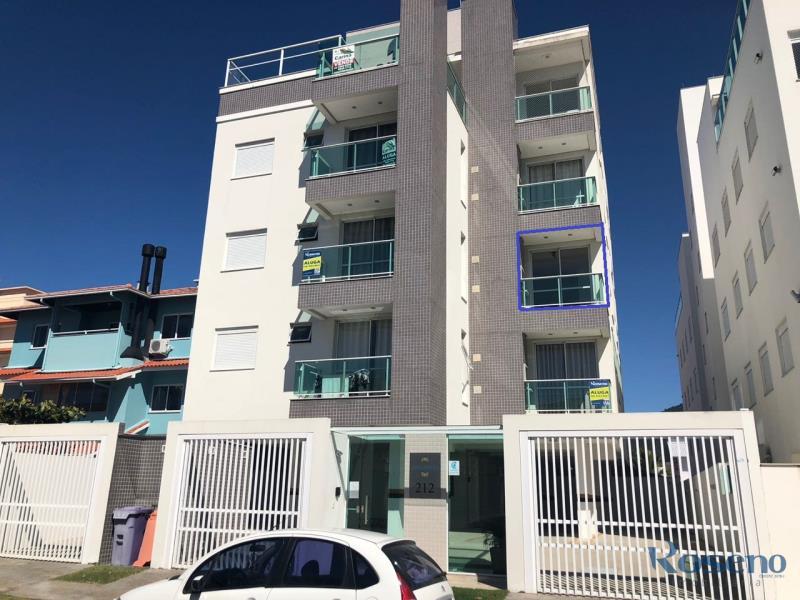 Apartamento - Código 47 para Temporada Residencial Brisa do Arvoredo no bairro Palmas na cidade de Governador Celso Ramos