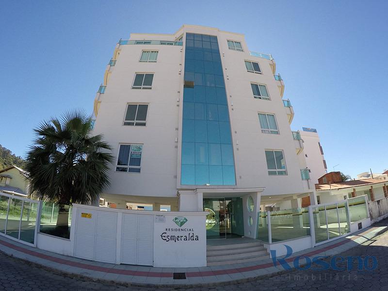Cobertura - Código 52 para Temporada Residencial Esmeralda no bairro Palmas na cidade de Governador Celso Ramos