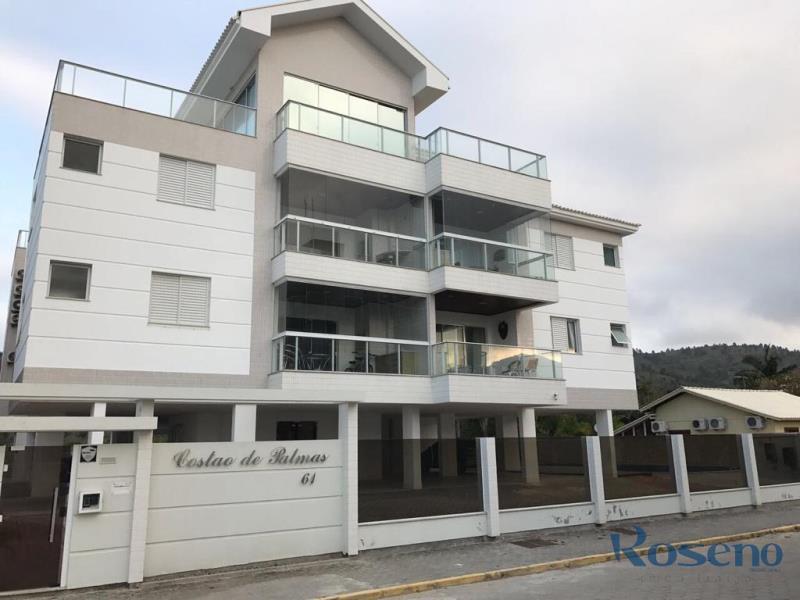 Apartamento - Código 53 para Temporada Costão de Palmas no bairro Palmas na cidade de Governador Celso Ramos