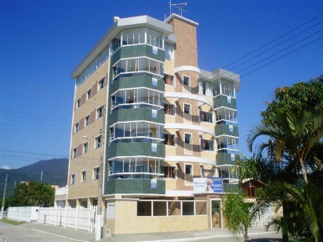 Apartamento - Código 8 para Temporada Residencial Alberto Pereira no bairro Palmas na cidade de Governador Celso Ramos